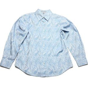 Foxcroft Wrinkle Free Shaped Fit Button Shirt
